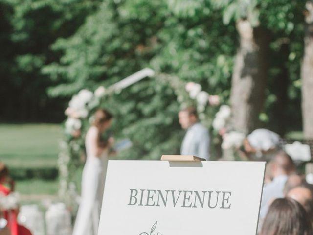 Le mariage de Sami et Laura à Courson-Monteloup, Essonne 25