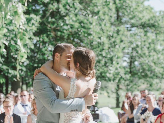 Le mariage de Sami et Laura à Courson-Monteloup, Essonne 27