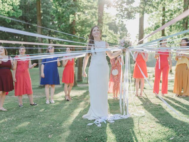 Le mariage de Sami et Laura à Courson-Monteloup, Essonne 1