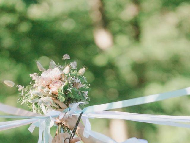 Le mariage de Sami et Laura à Courson-Monteloup, Essonne 32