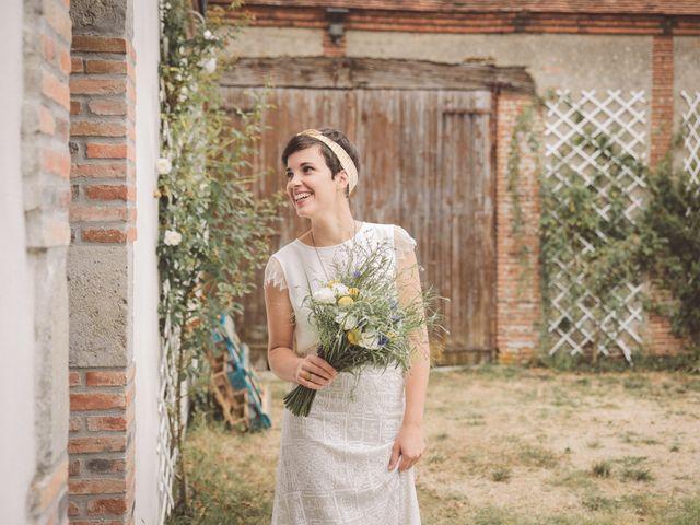 Le mariage de Gérald et Marine à Saint-Aignan-le-Jaillard, Loiret 31