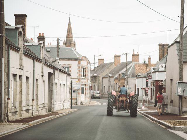 Le mariage de Gérald et Marine à Saint-Aignan-le-Jaillard, Loiret 21