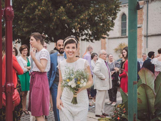 Le mariage de Gérald et Marine à Saint-Aignan-le-Jaillard, Loiret 23