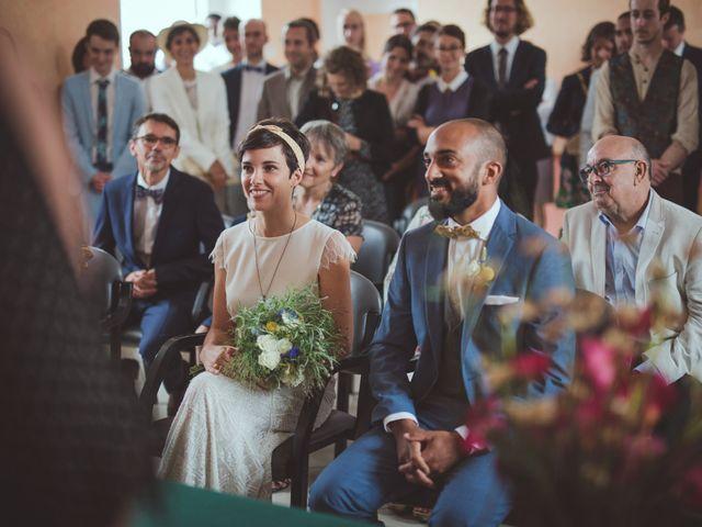 Le mariage de Gérald et Marine à Saint-Aignan-le-Jaillard, Loiret 24