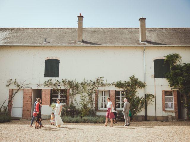 Le mariage de Gérald et Marine à Saint-Aignan-le-Jaillard, Loiret 29