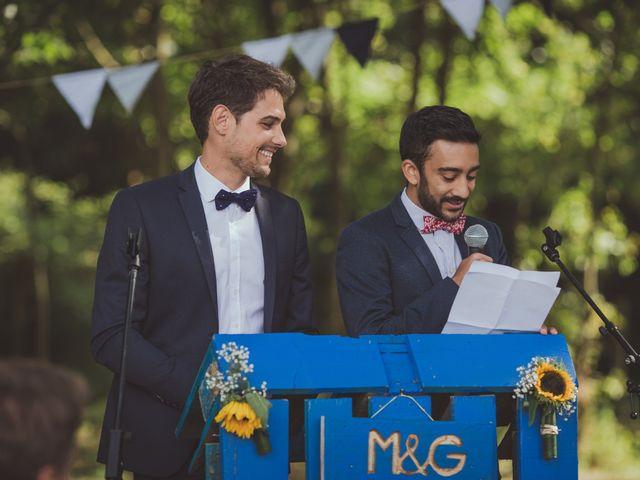 Le mariage de Gérald et Marine à Saint-Aignan-le-Jaillard, Loiret 43