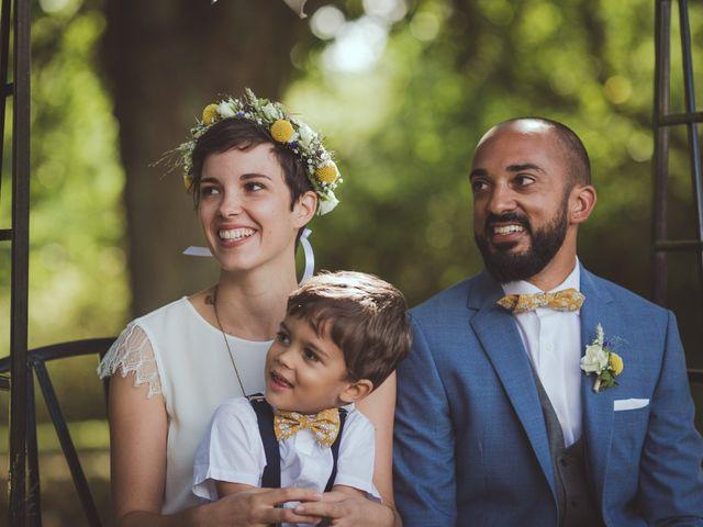 Le mariage de Gérald et Marine à Saint-Aignan-le-Jaillard, Loiret 40