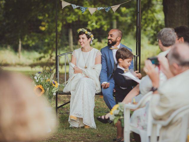 Le mariage de Gérald et Marine à Saint-Aignan-le-Jaillard, Loiret 35