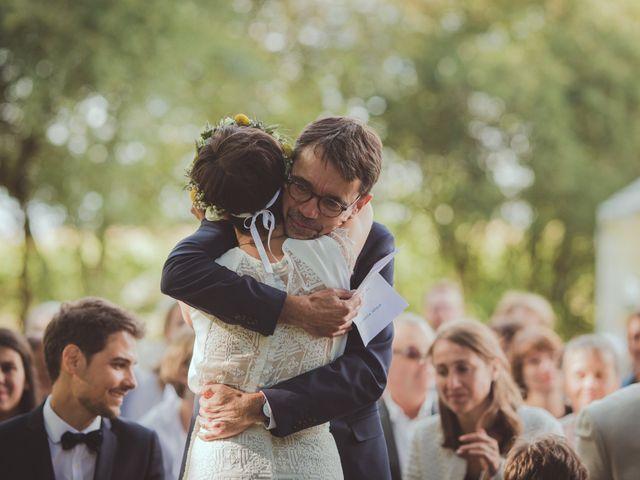 Le mariage de Gérald et Marine à Saint-Aignan-le-Jaillard, Loiret 46