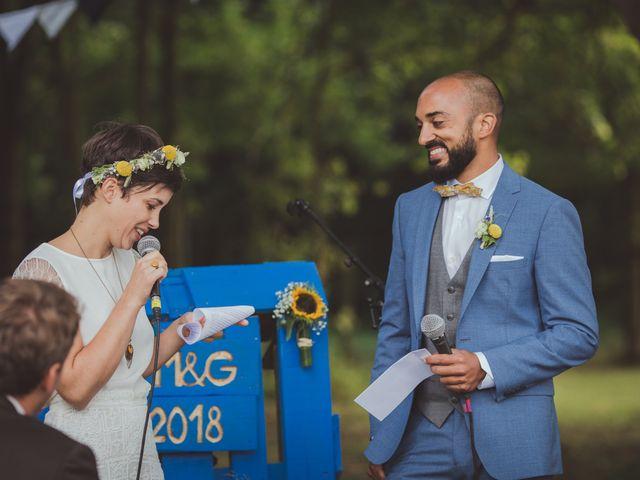 Le mariage de Gérald et Marine à Saint-Aignan-le-Jaillard, Loiret 55