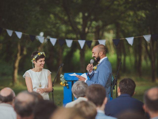 Le mariage de Gérald et Marine à Saint-Aignan-le-Jaillard, Loiret 53