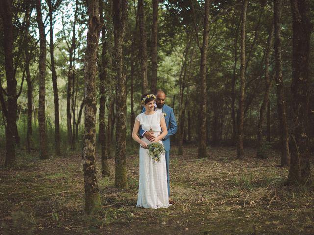 Le mariage de Gérald et Marine à Saint-Aignan-le-Jaillard, Loiret 63