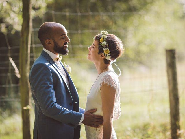 Le mariage de Gérald et Marine à Saint-Aignan-le-Jaillard, Loiret 69