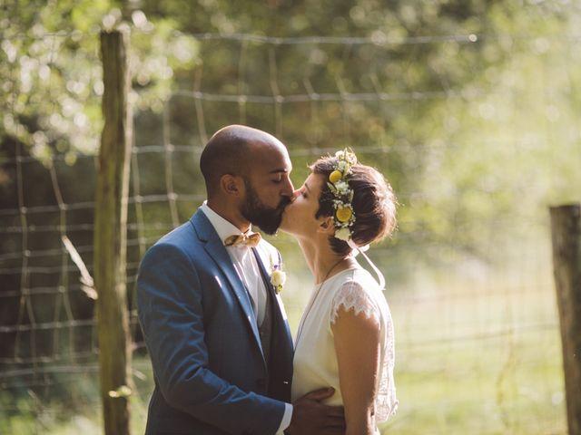 Le mariage de Gérald et Marine à Saint-Aignan-le-Jaillard, Loiret 70