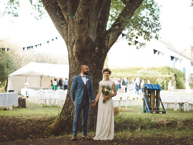 Le mariage de Gérald et Marine à Saint-Aignan-le-Jaillard, Loiret 79