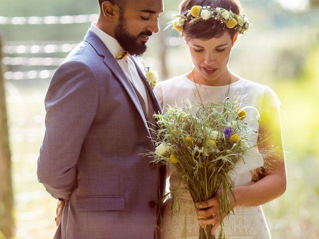 Le mariage de Gérald et Marine à Saint-Aignan-le-Jaillard, Loiret 72