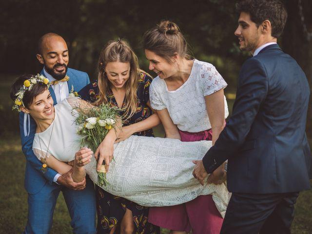 Le mariage de Gérald et Marine à Saint-Aignan-le-Jaillard, Loiret 80