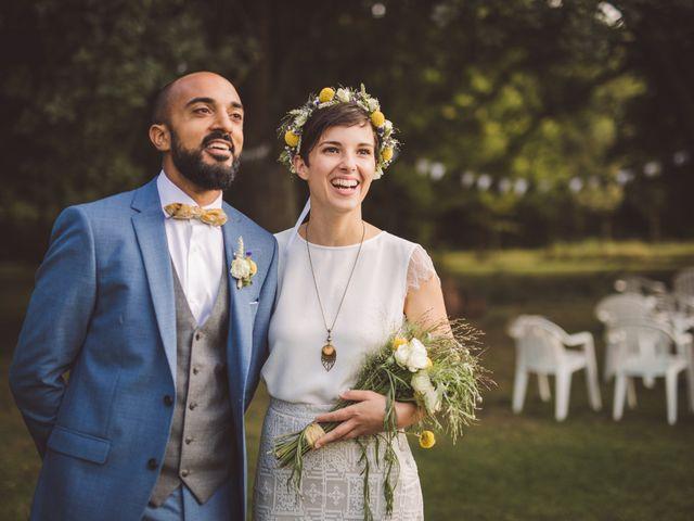 Le mariage de Gérald et Marine à Saint-Aignan-le-Jaillard, Loiret 85