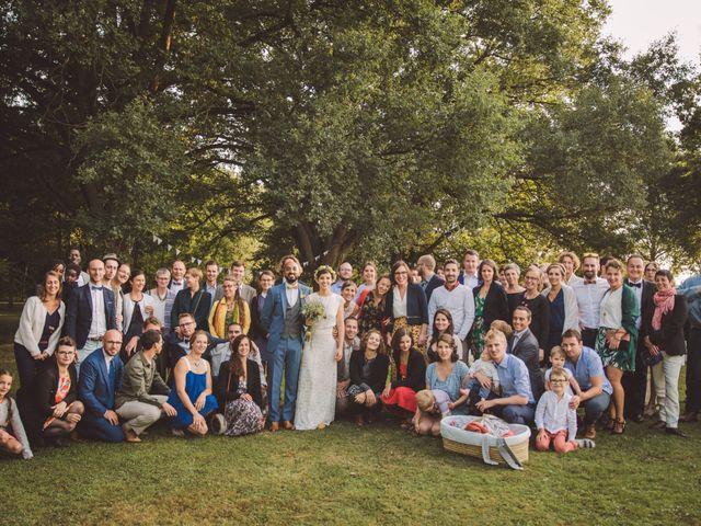 Le mariage de Gérald et Marine à Saint-Aignan-le-Jaillard, Loiret 89