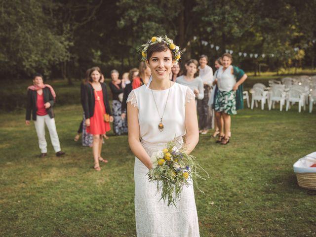 Le mariage de Gérald et Marine à Saint-Aignan-le-Jaillard, Loiret 90