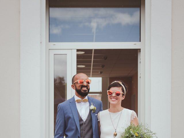 Le mariage de Gérald et Marine à Saint-Aignan-le-Jaillard, Loiret 25