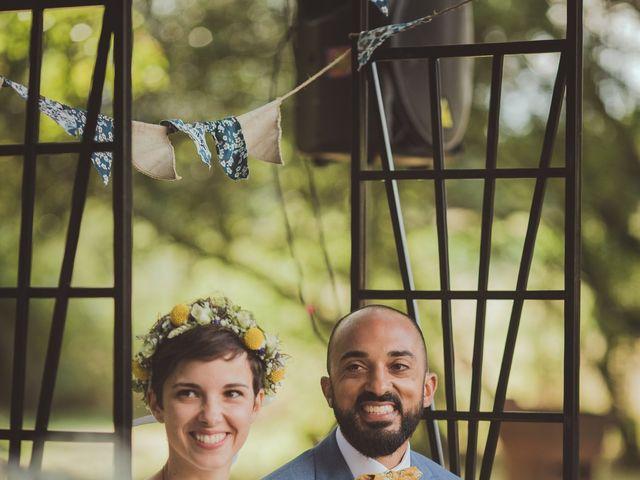 Le mariage de Gérald et Marine à Saint-Aignan-le-Jaillard, Loiret 36