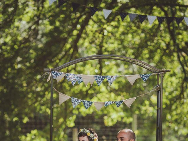 Le mariage de Gérald et Marine à Saint-Aignan-le-Jaillard, Loiret 38