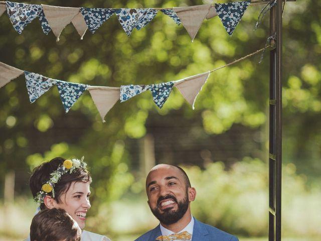 Le mariage de Gérald et Marine à Saint-Aignan-le-Jaillard, Loiret 39