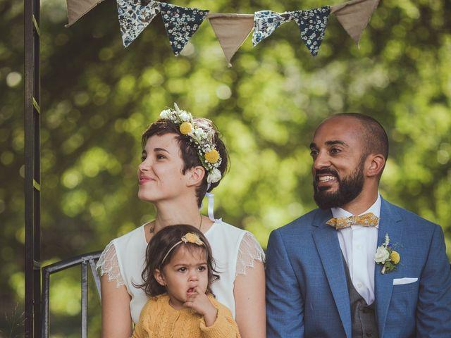 Le mariage de Gérald et Marine à Saint-Aignan-le-Jaillard, Loiret 44
