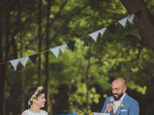 Le mariage de Gérald et Marine à Saint-Aignan-le-Jaillard, Loiret 52