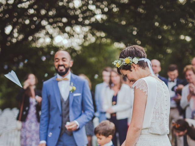 Le mariage de Gérald et Marine à Saint-Aignan-le-Jaillard, Loiret 60