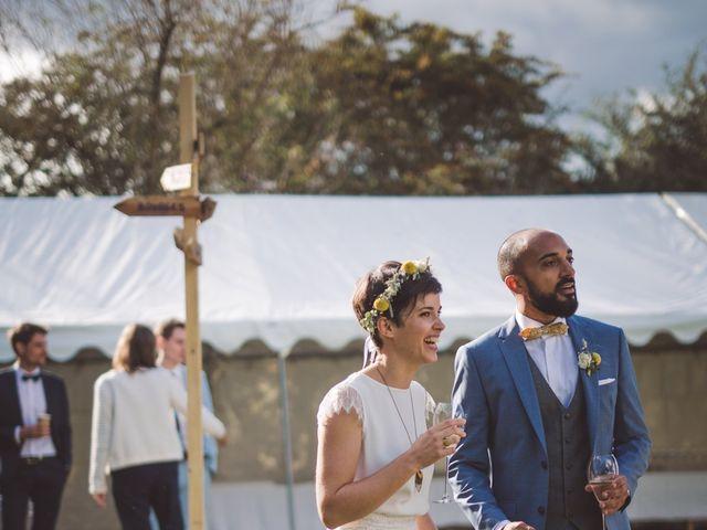 Le mariage de Gérald et Marine à Saint-Aignan-le-Jaillard, Loiret 61