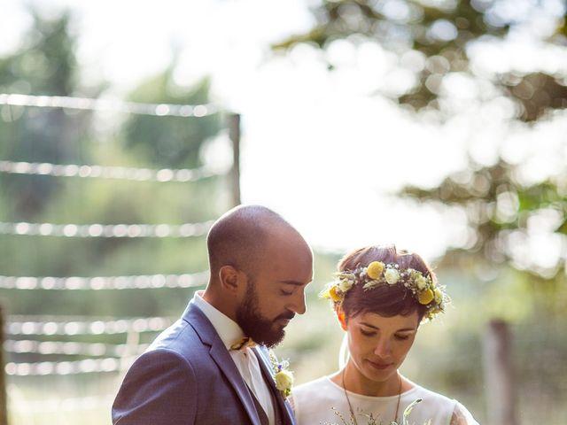 Le mariage de Gérald et Marine à Saint-Aignan-le-Jaillard, Loiret 73