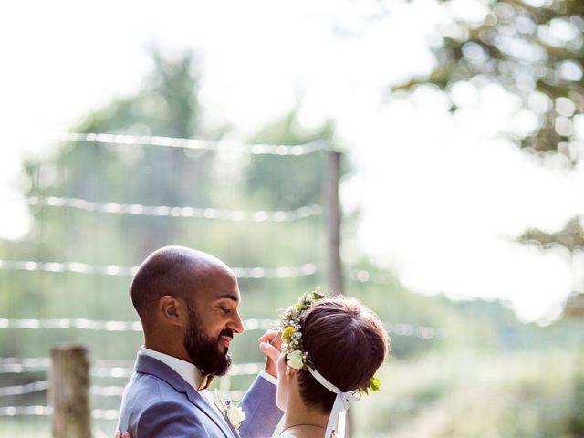 Le mariage de Gérald et Marine à Saint-Aignan-le-Jaillard, Loiret 74