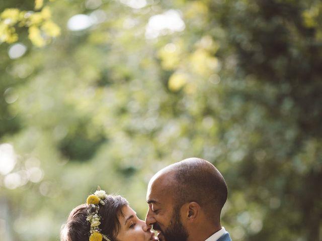 Le mariage de Gérald et Marine à Saint-Aignan-le-Jaillard, Loiret 76