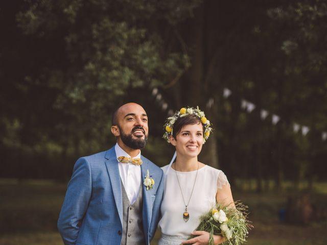 Le mariage de Gérald et Marine à Saint-Aignan-le-Jaillard, Loiret 84