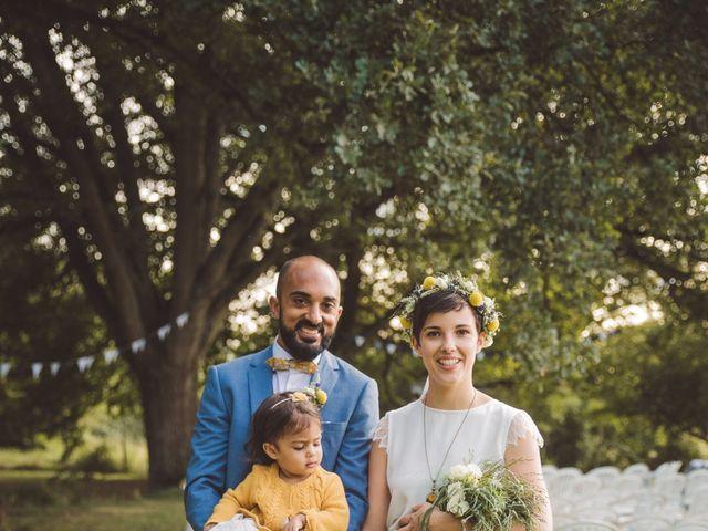 Le mariage de Gérald et Marine à Saint-Aignan-le-Jaillard, Loiret 87