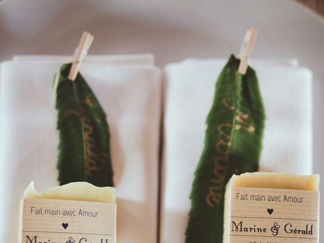 Le mariage de Gérald et Marine à Saint-Aignan-le-Jaillard, Loiret 93