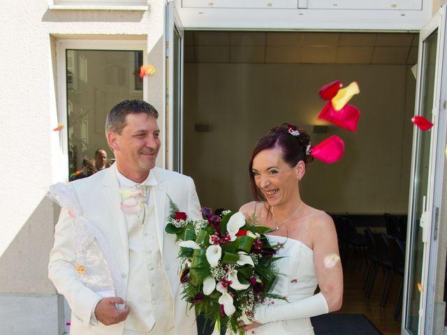Le mariage de Nathalie et Christophe à Nandy, Seine-et-Marne 6