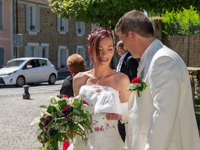 Le mariage de Nathalie et Christophe à Nandy, Seine-et-Marne 7