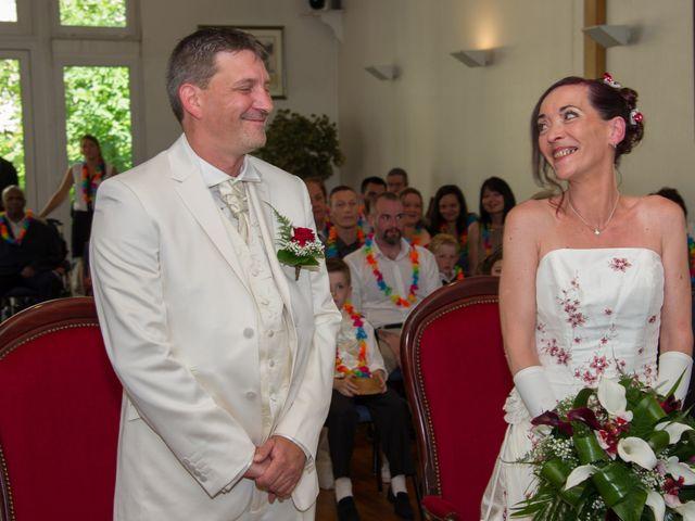 Le mariage de Nathalie et Christophe à Nandy, Seine-et-Marne 9