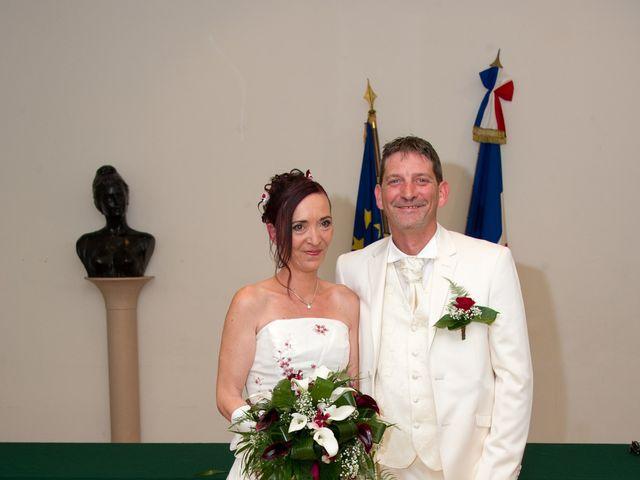 Le mariage de Nathalie et Christophe à Nandy, Seine-et-Marne 13