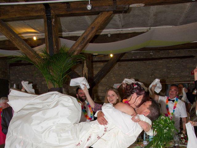 Le mariage de Nathalie et Christophe à Nandy, Seine-et-Marne 16
