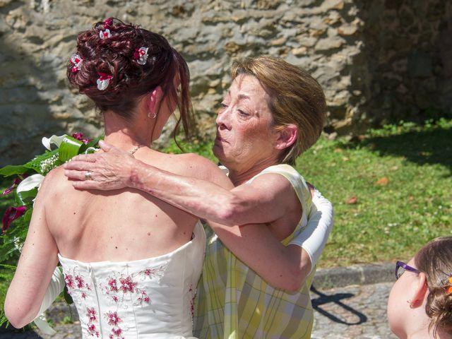 Le mariage de Nathalie et Christophe à Nandy, Seine-et-Marne 1