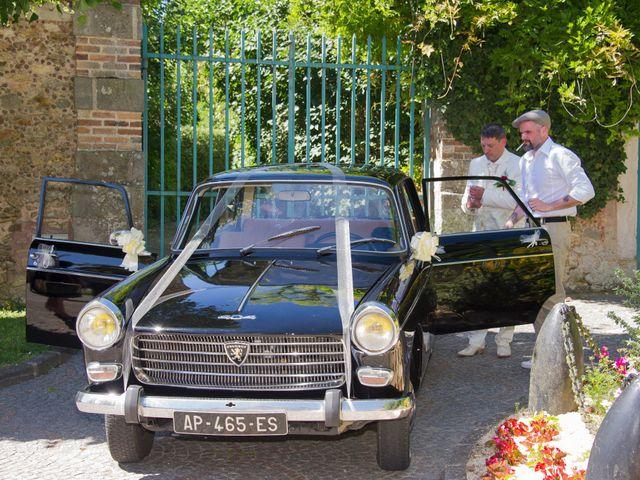 Le mariage de Nathalie et Christophe à Nandy, Seine-et-Marne 2