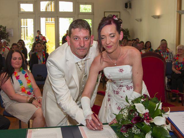Le mariage de Nathalie et Christophe à Nandy, Seine-et-Marne 10