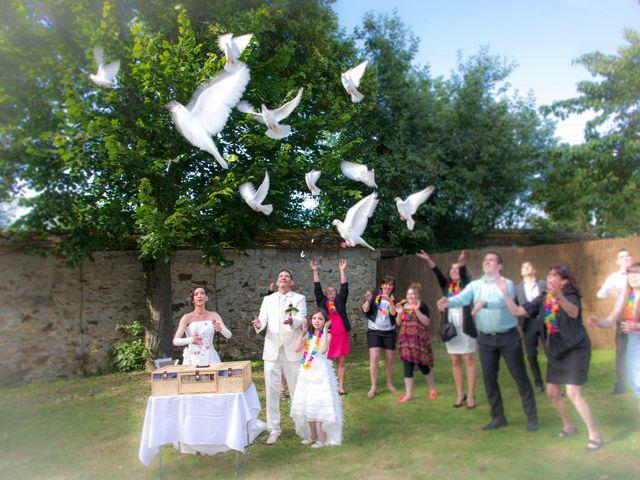 Le mariage de Nathalie et Christophe à Nandy, Seine-et-Marne 15