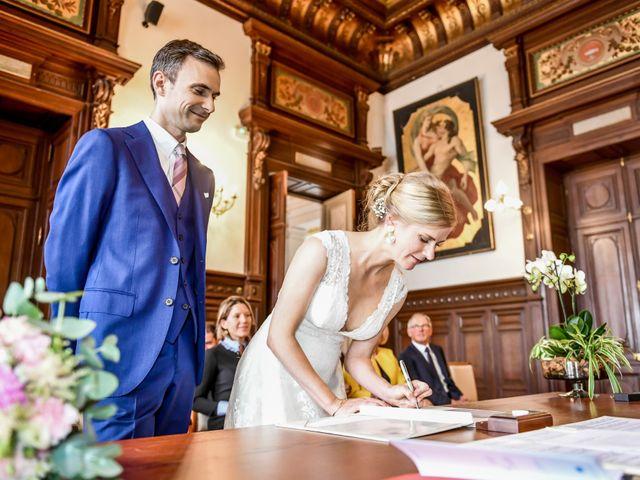 Le mariage de Paul Arthur et Aurélie à Poitiers, Vienne 44