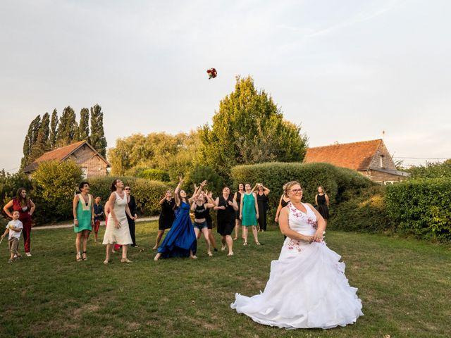 Le mariage de Julien et Elise à Saint-Crépin-Ibouvillers, Oise 22