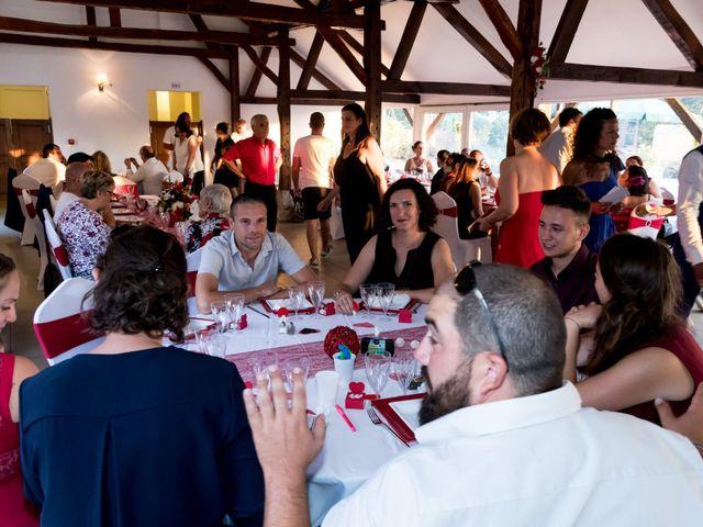 Le mariage de Julien et Elise à Saint-Crépin-Ibouvillers, Oise 25
